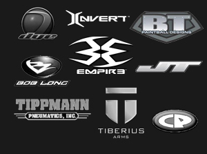 Paintball Product Lines at EZ Paintball